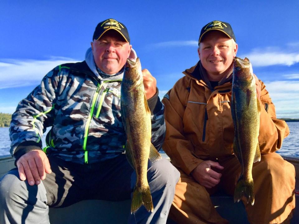 Northern Walleye Article Photos