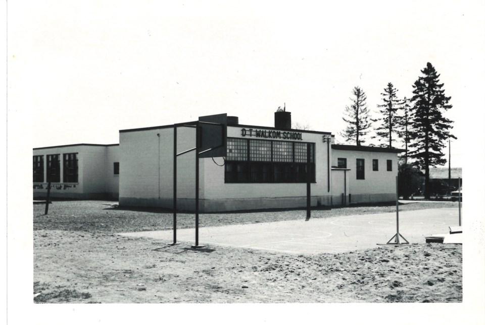 D.T. Walkom Public School 1973 (2)