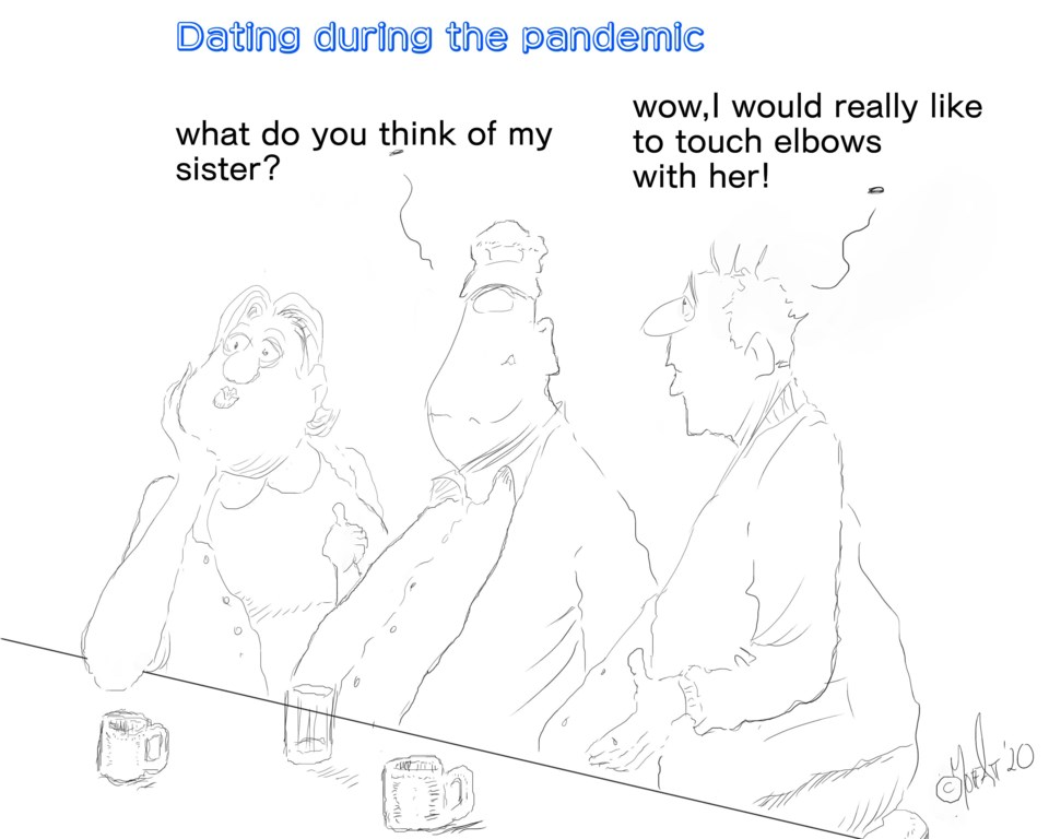 pandamic dating