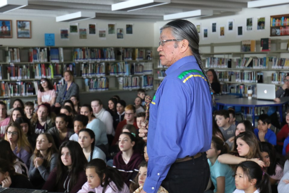 Albany Gas Prices >> 'You have no choice': Residential school survivor shares his story with local students (3 photos ...