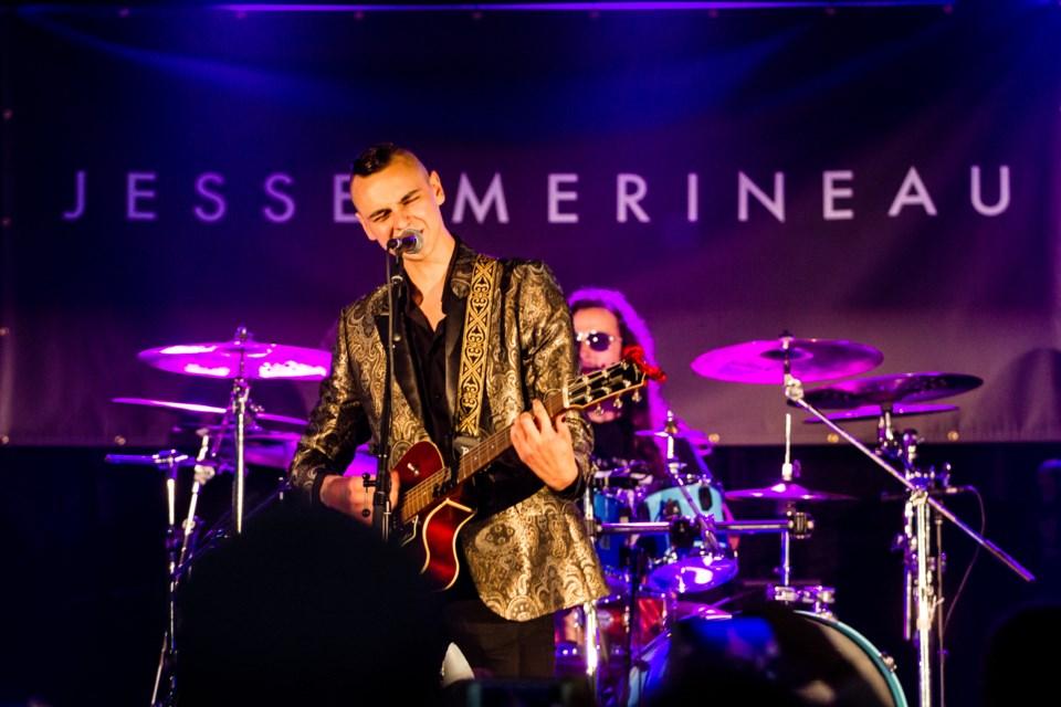 2018-07-26 Jesse Merineau CD release DMH-6