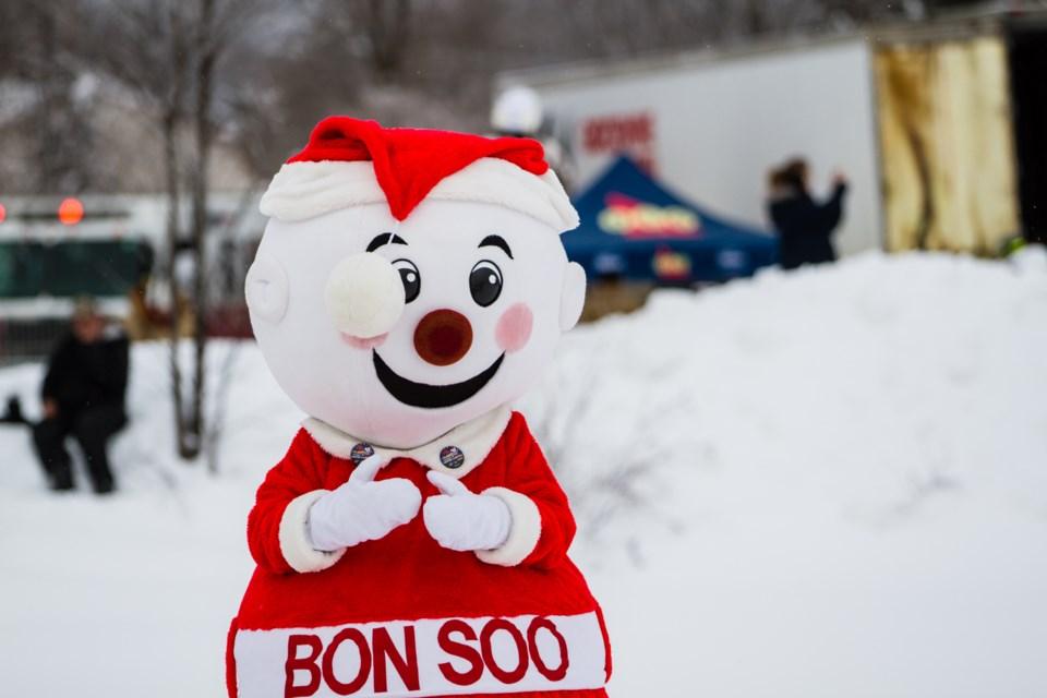 2019-02-10 Bon Soo Polar Bear Swim DMH-1