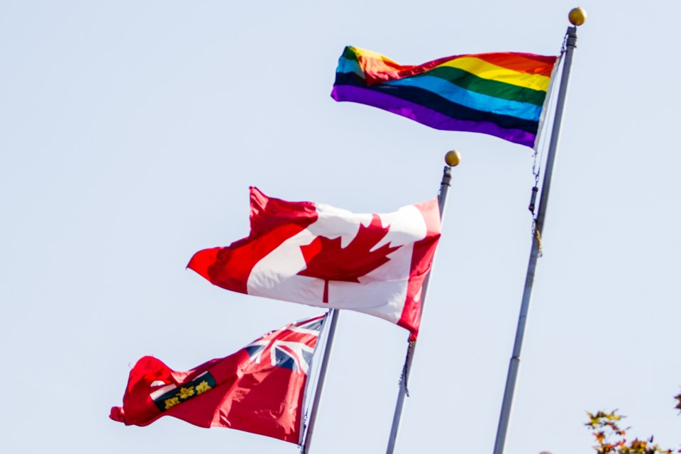 2017-09-16 Pride Flag Raising DMH-7