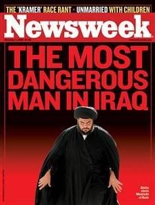 NewsweekAl-SadrCover