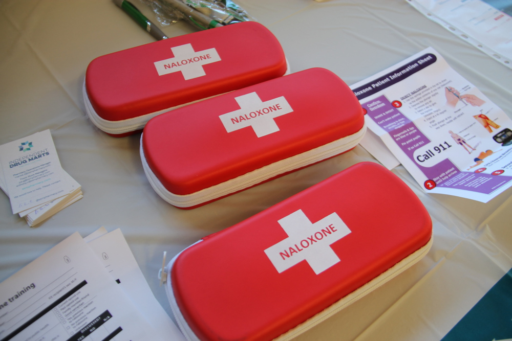 Firefighters in Waterloo can now carry and administer naloxone