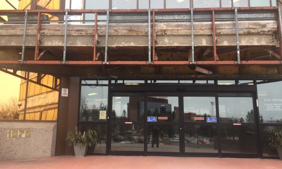 04-29-19 Civic Centre entrance