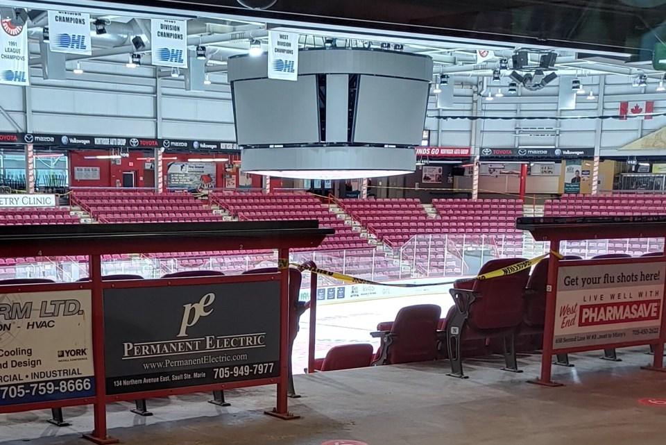 GFL scoreboard Oct 2020