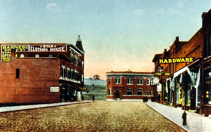 Gore Street: the historic heart of downtown Sault Ste. Marie