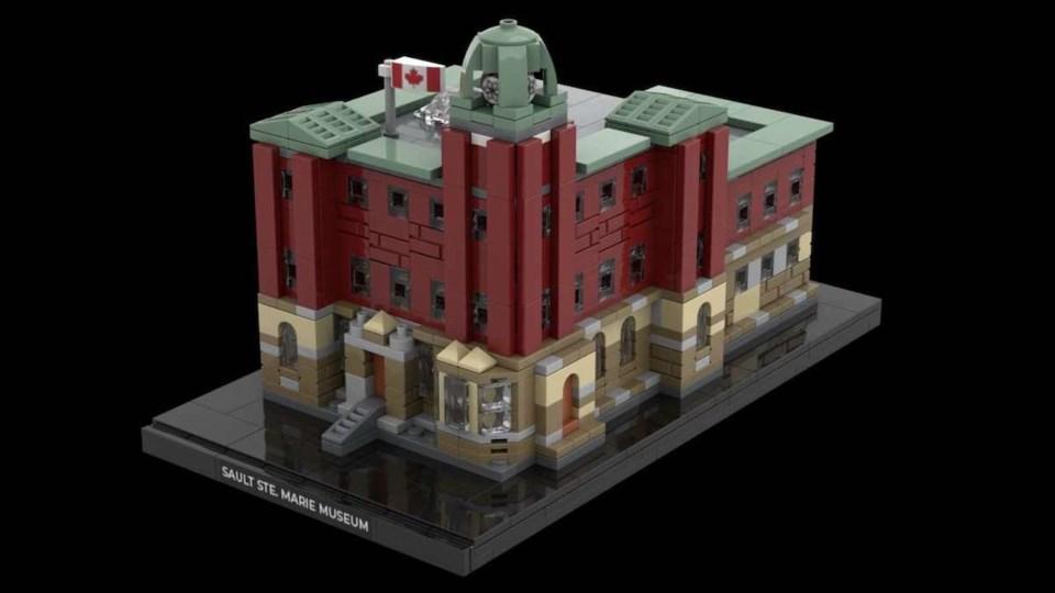 2020-08-07 Brickspace Sault Museum 3