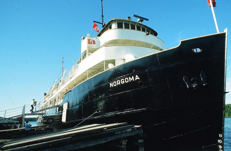 Norgoma historic image