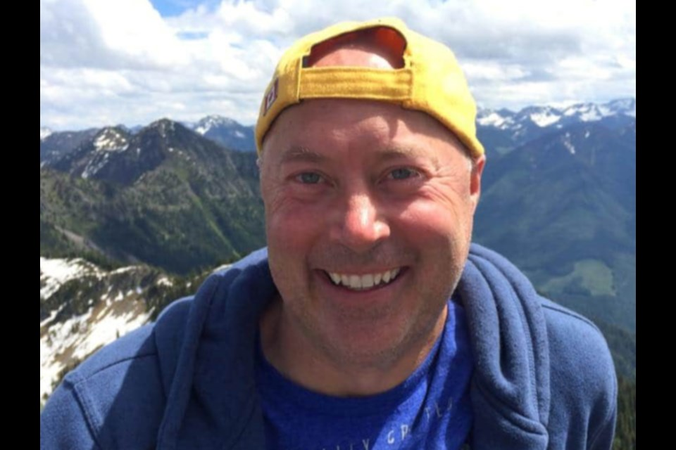 53-year-old Jeff Splinter, a former Sault resident, was one of two cyclists who died following a collision with a bus in Temiskaming Shores July 29. Photo supplied