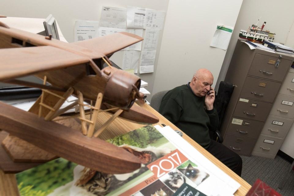 20170315 Mike Delfre Canadian Bushplane Heritage Centre KA