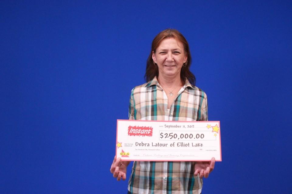 Debra Latour of Elliot Lake