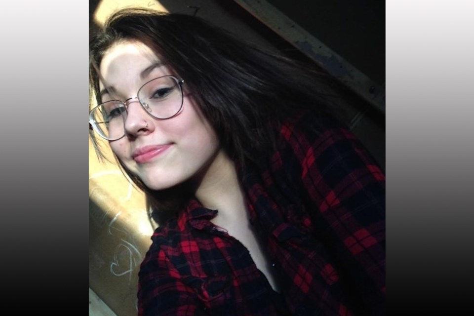 2020-09-15 missing Alyssa Lewis