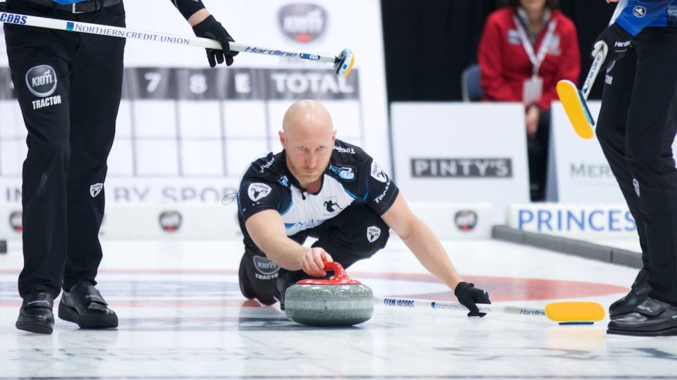2019-11-09 Brad Jacobs at Tour Challenge AM
