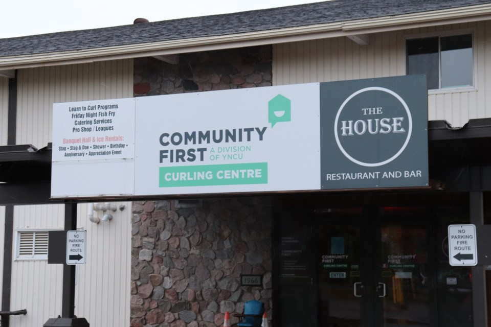 2020-10-23 Community First Curling Centre BC