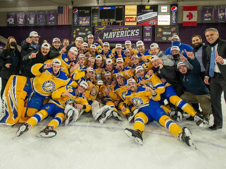 2021-03-20 Lake State WCHA championship