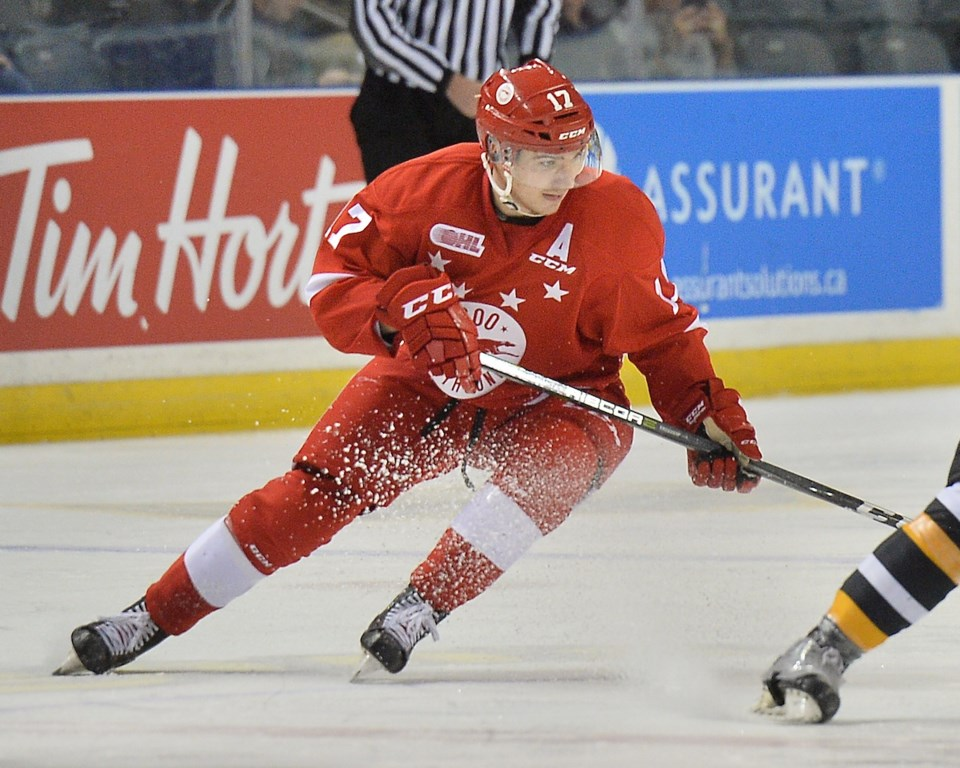 12-01-18 Keeghan Howdeshell OHL Images TW