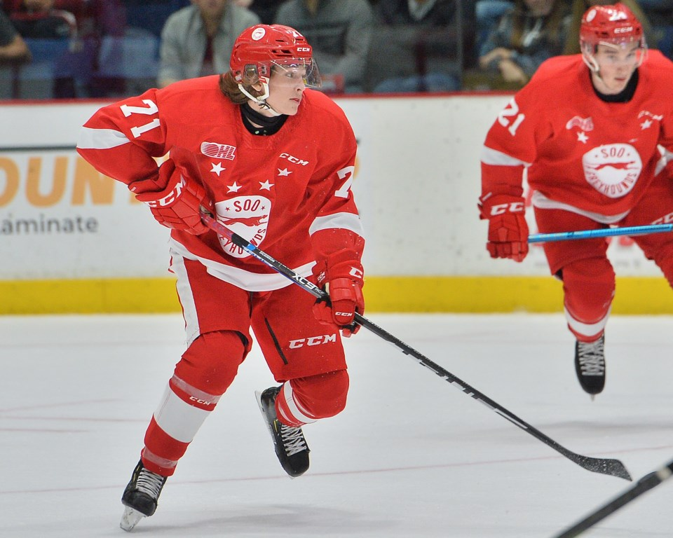 2021-08-31 Tanner Dickinson TW OHL Images