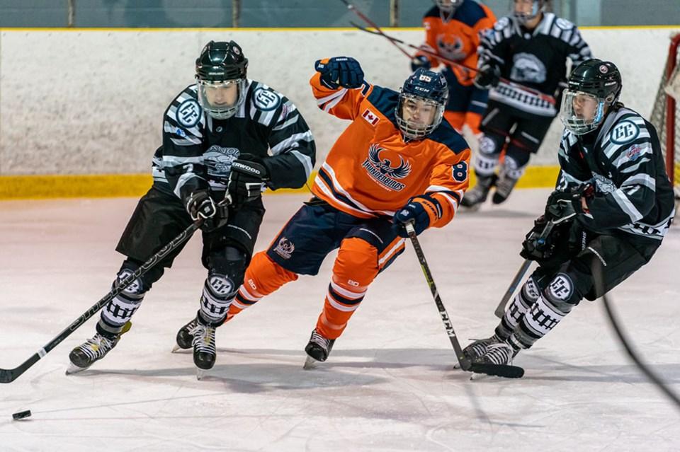 2020-12-17 Thunderbirds vs. Espanola BD NOJHL