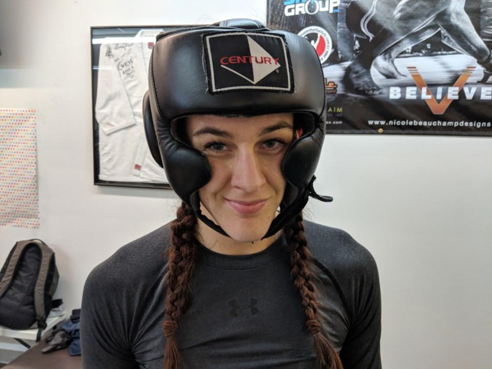 20190918-Cydney Mihell kickboxing-DT