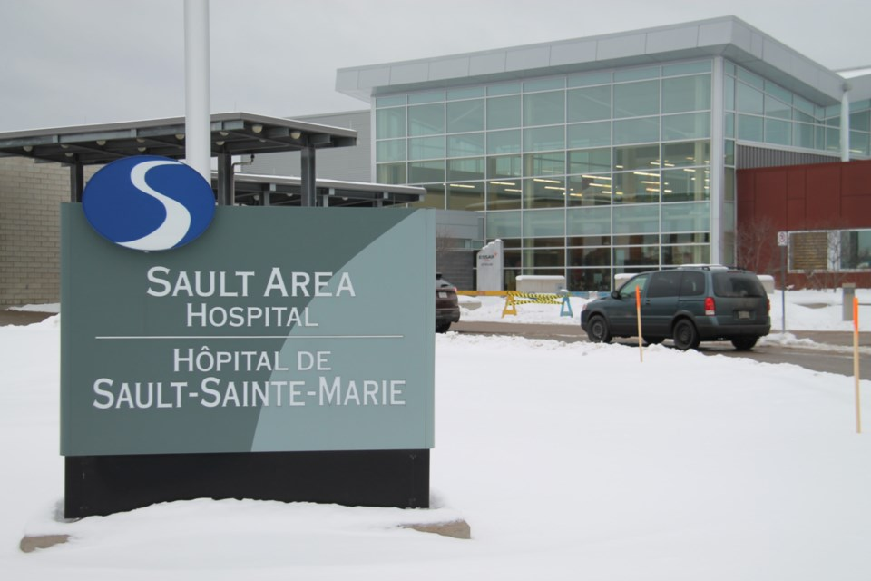 20200301-Sault Area Hospital, winter, stock-DT-01