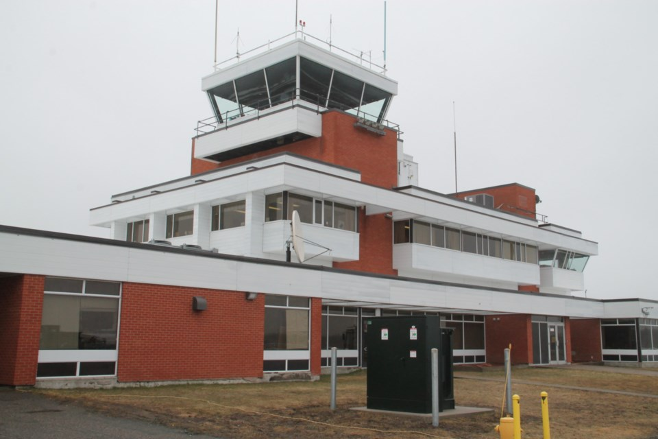 20200301-Sault Ste. Marie Airport, winter, stock-DT-01