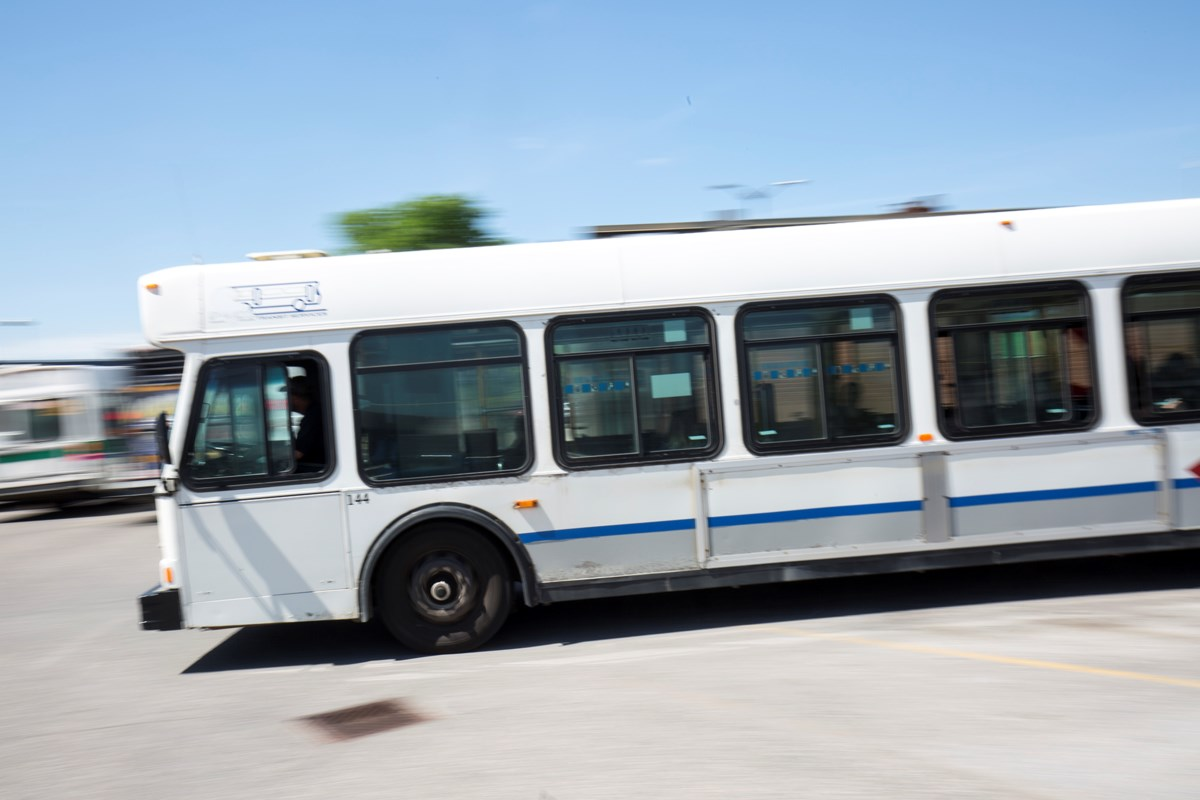 Sault Transit will resume front door entry with shields in place