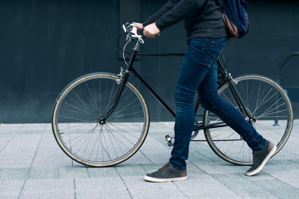 Bicycle Urban Adobe
