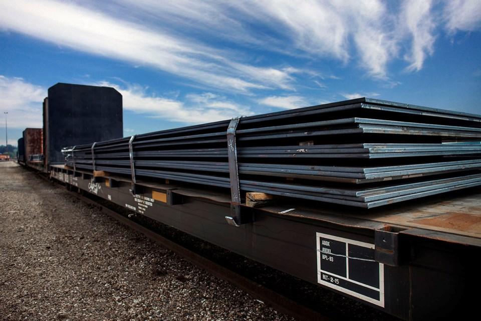 Algoma Steel152_Plate Mill upgrade Spotlight