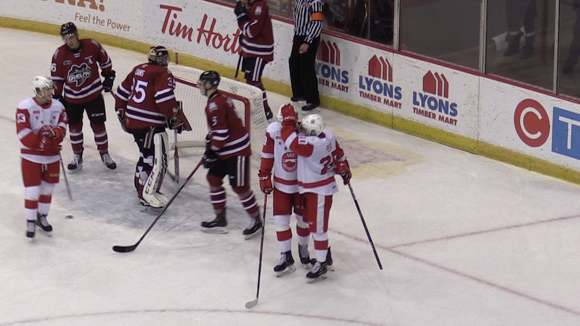 VIDEO: Gogolev scores three as Storm beat Greyhounds