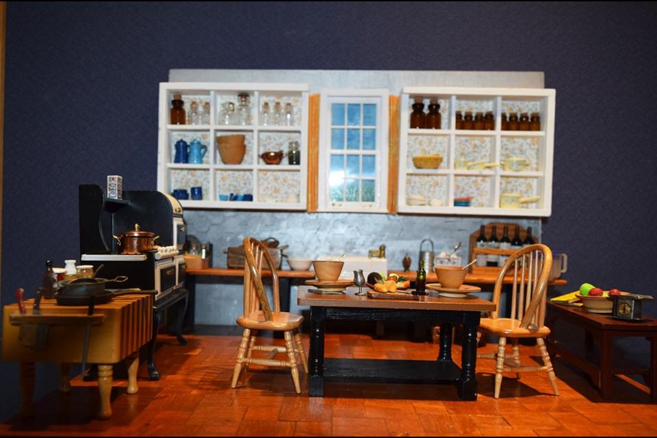 The Kitchen scene.