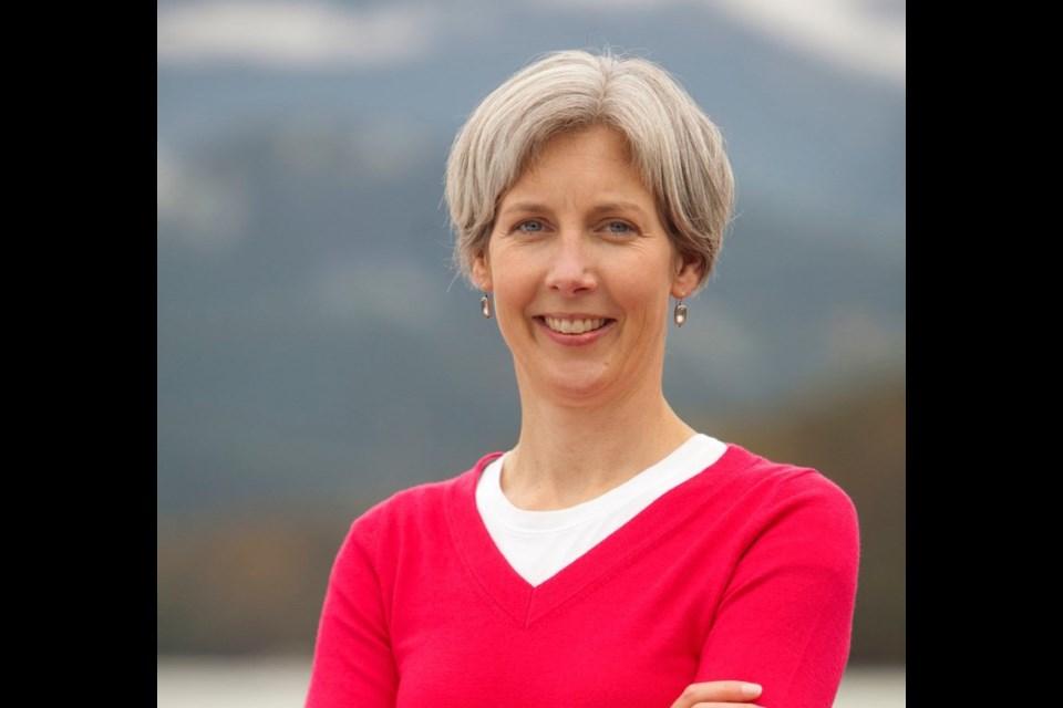 Squamish Mayor Karen Elliott.