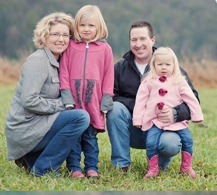 The Pereman family.