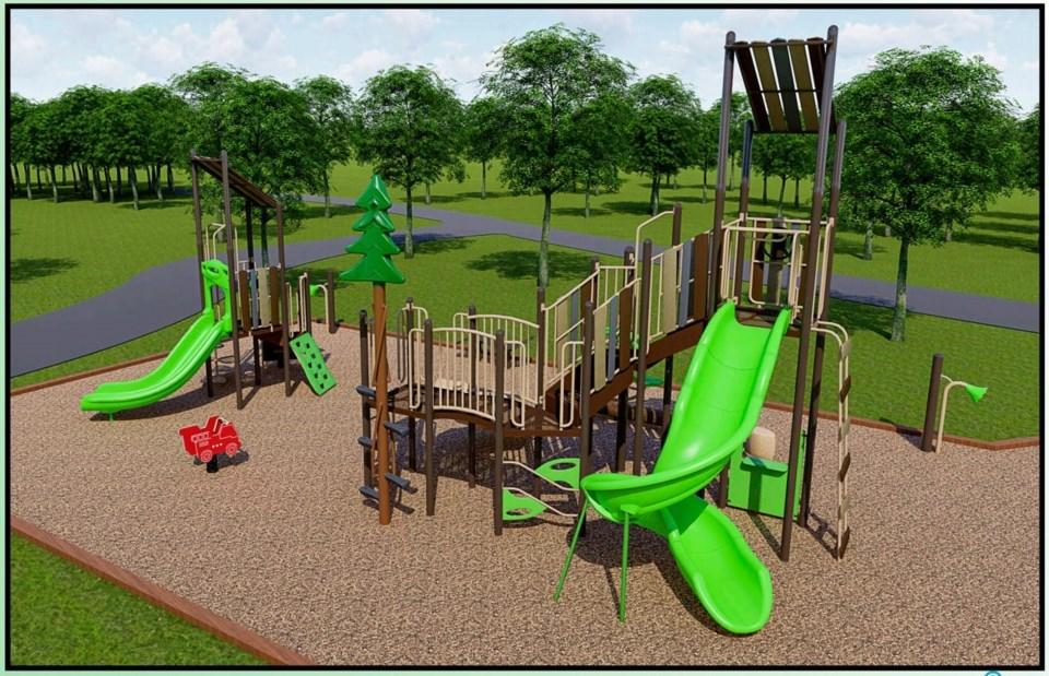 playground concept Britannia Beach