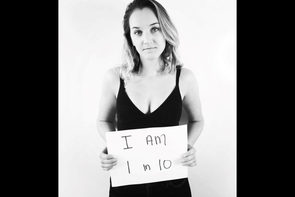 Robyn Kelly is one of the many people who suffer from endometriosis, a disorder that impacts one in 10.