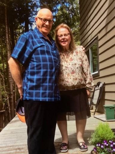 In memoriam: Merrill and Gail Ross.