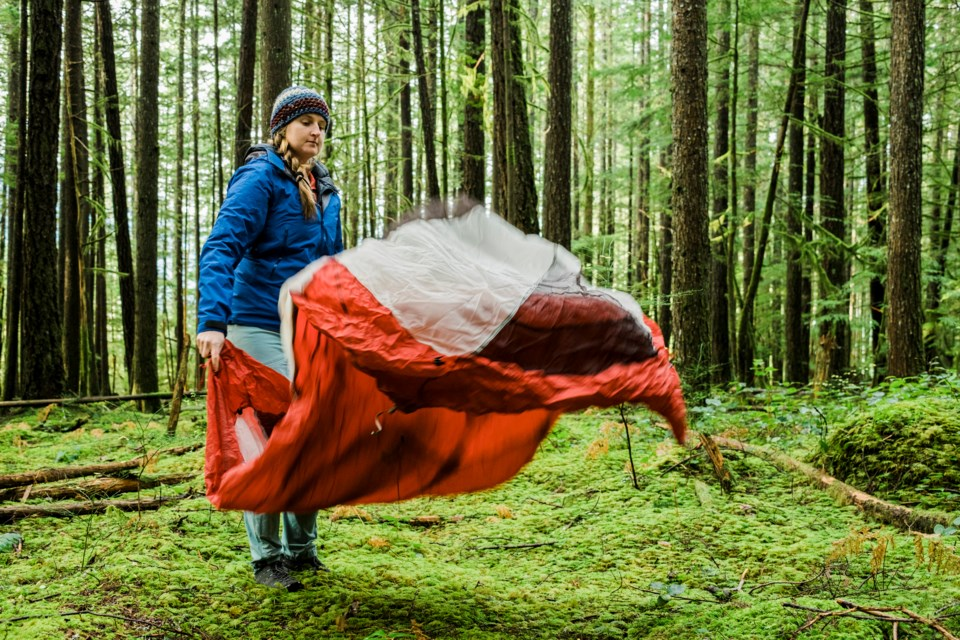 Squamish camper