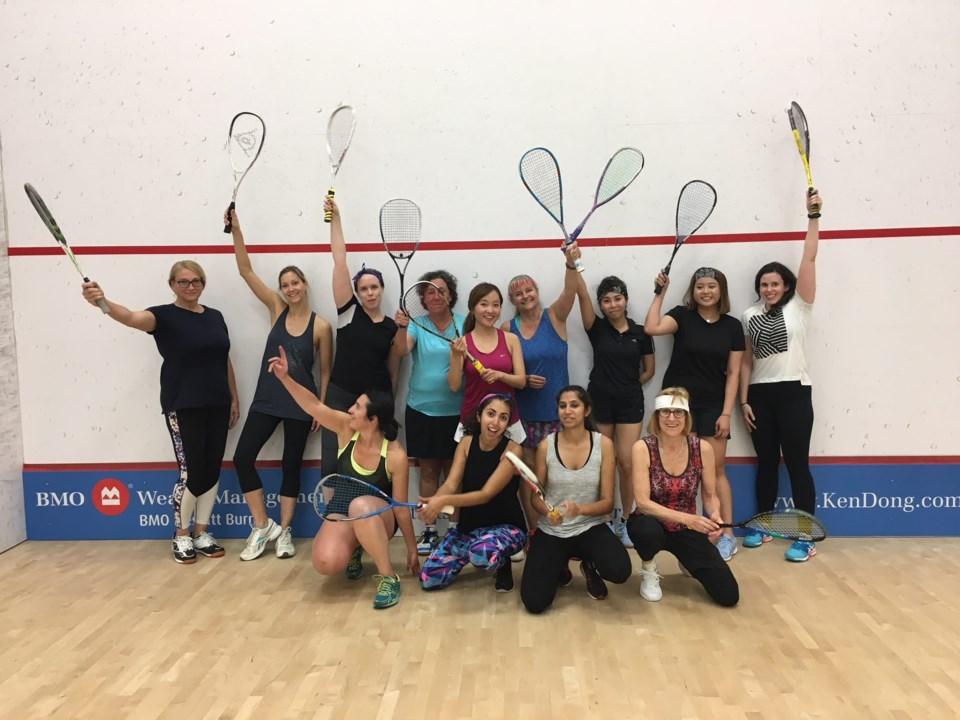 Squamish Squash week 2021