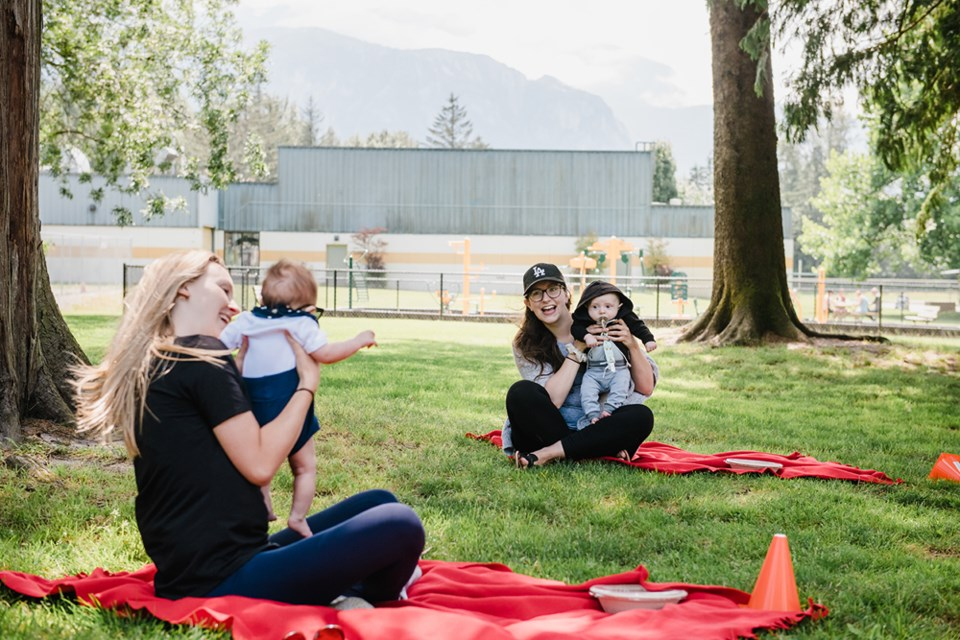 A fundraiser for the program — titled Support Sea to Sky's Brave Pandemic Moms — has reached over 75% of its goal of raising $25,000 to support the Healthy Pregnancy Outreach Program, but is hoping to raise more.