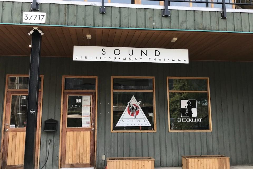 The Sound Squamish
