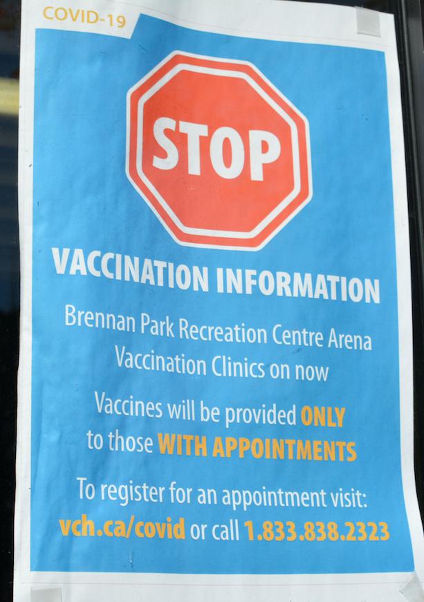 Vaccinations in Squamish