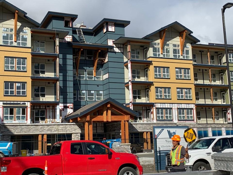 Westwinds Squamish Oct. 7