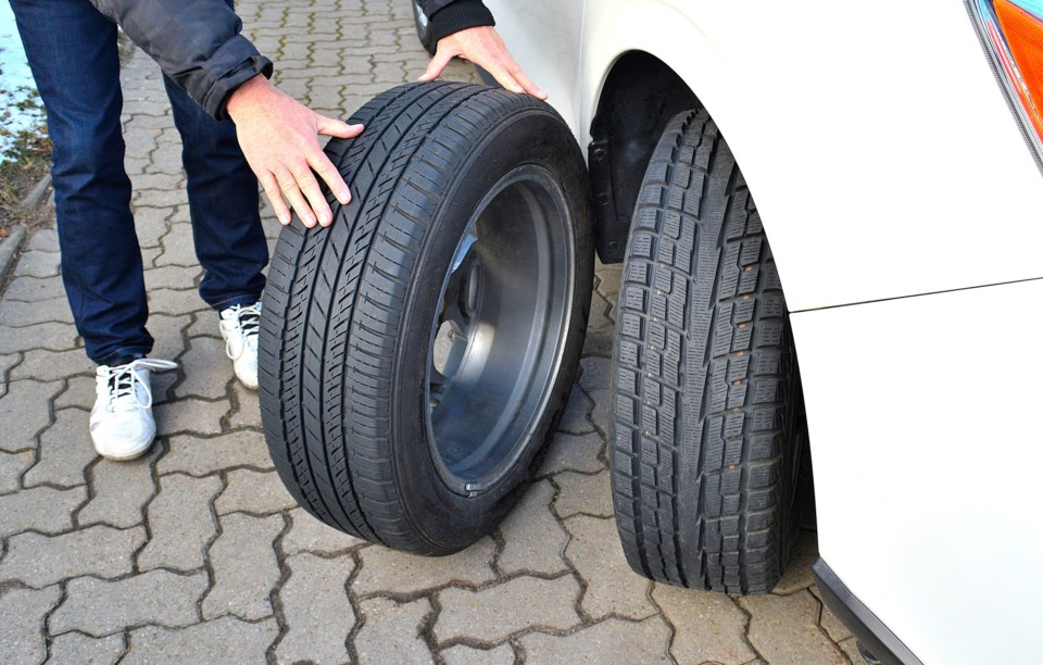 ziggy1.Getty Images winter tires