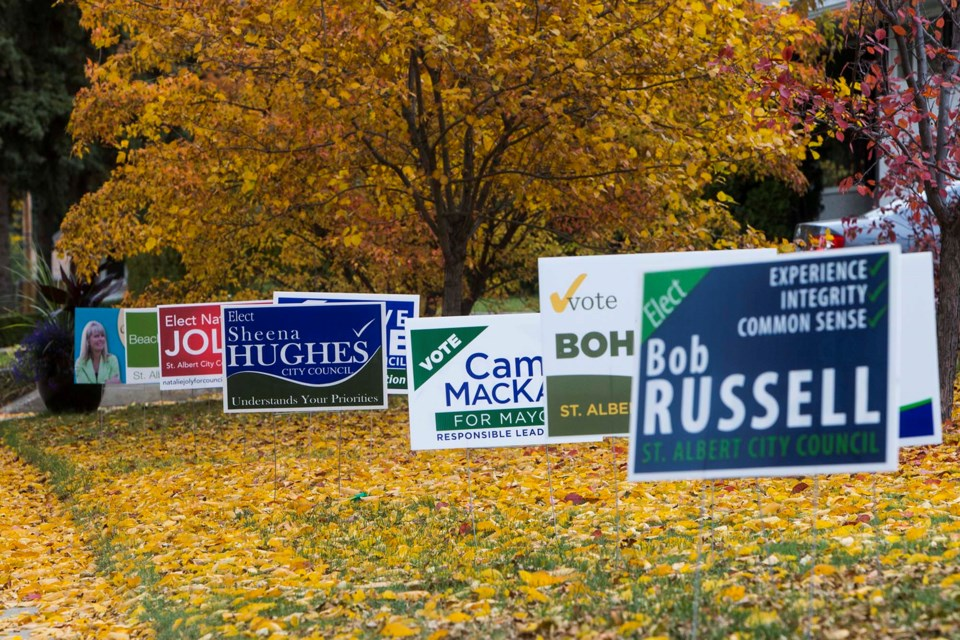 0901 ElectionStart election signs CC 9250