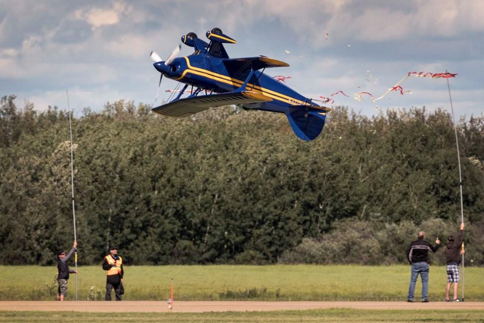 1407 AirshowLaunch airshowdr807