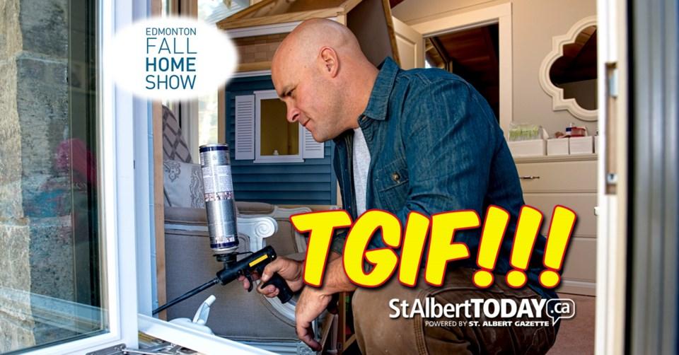 !TGIF Brian B - Fall Home show