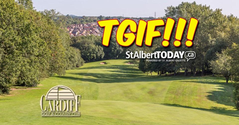 !TGIF Cardiff Golf