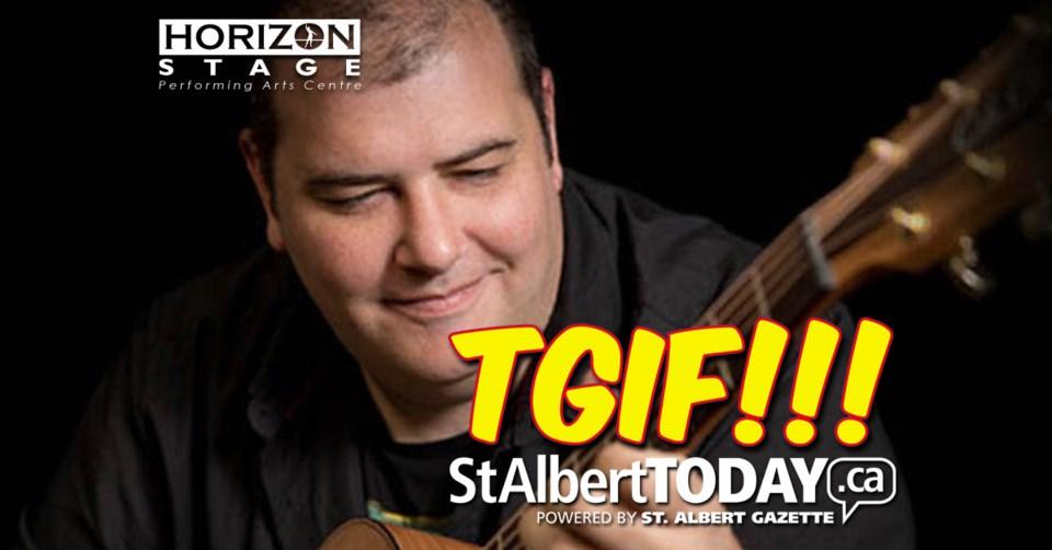 !TGIF Horizon Stage - Lloyd Spiegel