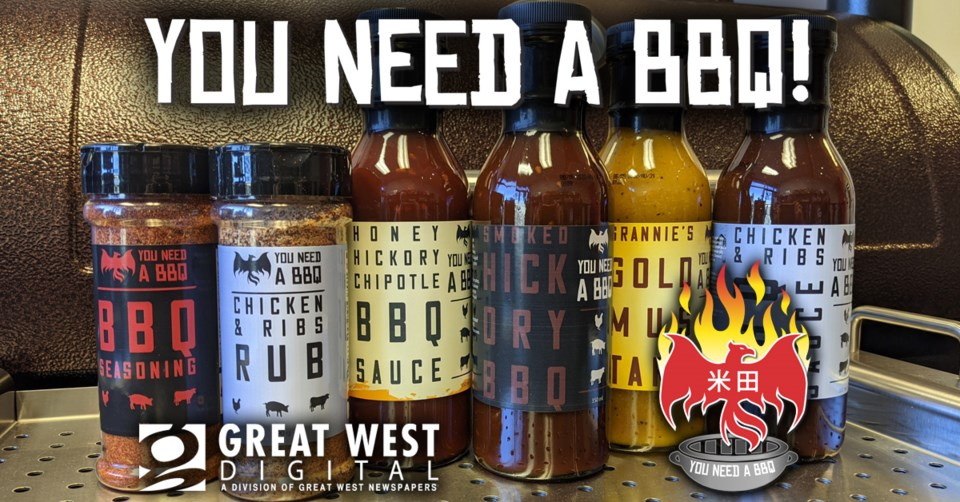 Contest Image - You Need A BBQ